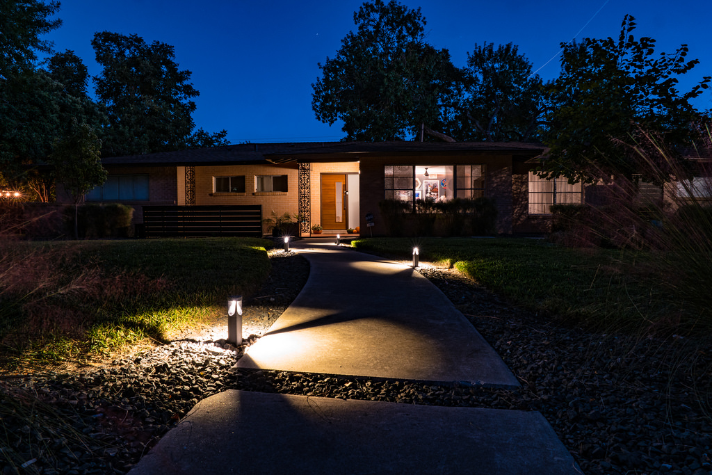 outdoor lighting in Hartsville, SC