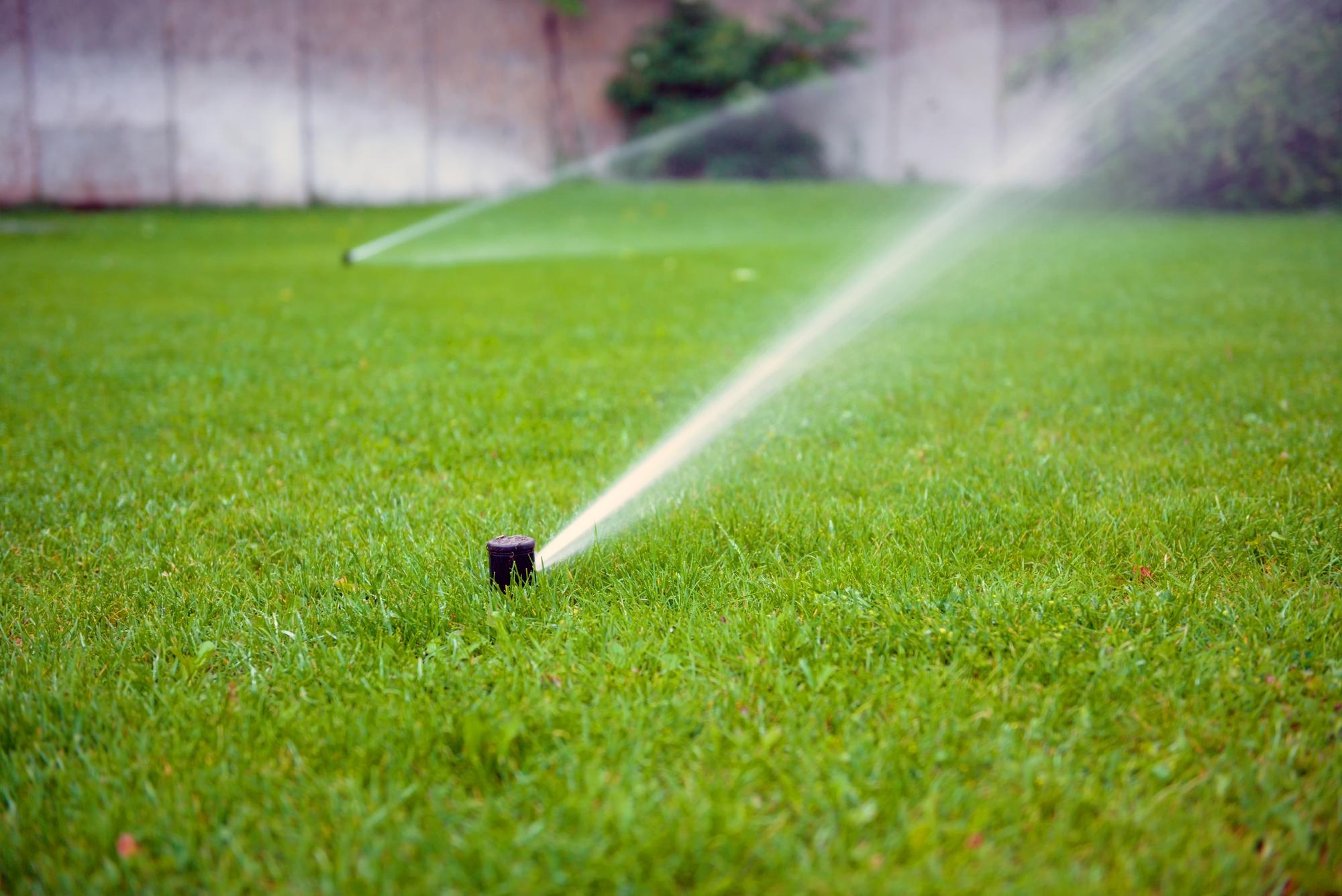 sprinkler system Florence, SC